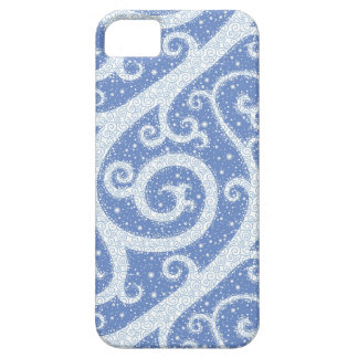 Winter Swirl Pattern Case For The iPhone 5