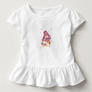 winter time toddler T-Shirt