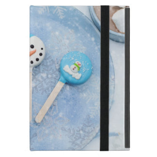 Winter Time Treats and Goodies Cover For iPad Mini