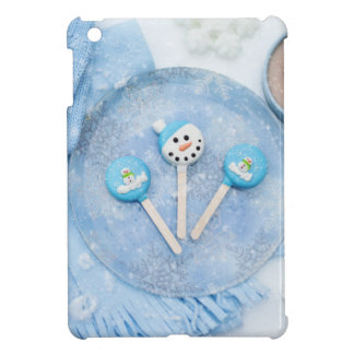 Winter Time Treats and Goodies iPad Mini Cover