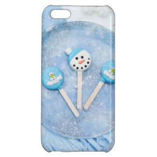 Winter Time Treats and Goodies iPhone 5C Cover