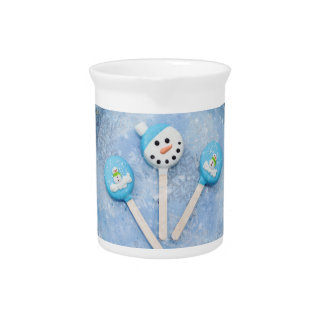 Winter Time Treats and Goodies Pitcher