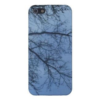 Winter Tree iPhone 5 Case