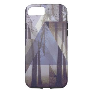 Winter tree phone case