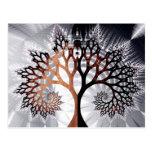 Winter Tree Postcard