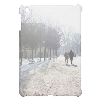 Winter Tree's in Prague (czech republic) iPad Mini Case