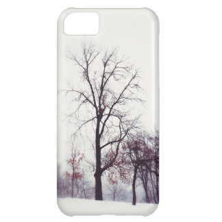 Winter Trees iPhone 5C Case