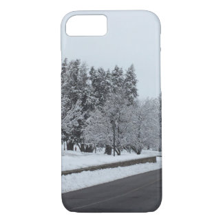 Winter Trees iPhone 7 Case
