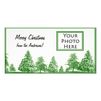 Winter Trees Photo Cards