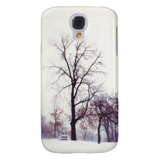 Winter Trees Samsung Galaxy S4 Case