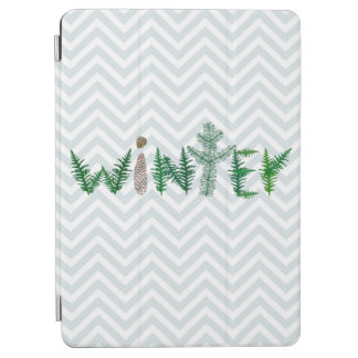 Winter Twigs iPad Air Cover