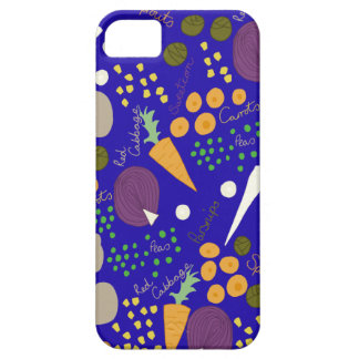 winter veg barely there iPhone 5 case