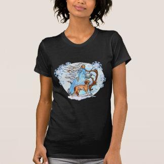 Winter Walk Women s T-Shirt
