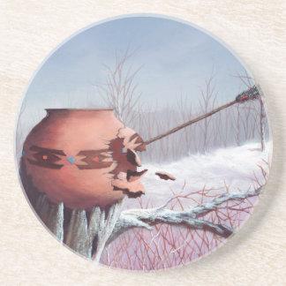Winter War Coasters