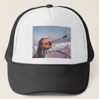 Winter War Trucker Hat