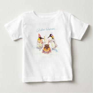 """Winter Warmers"" Baby Jersey T-shirt"