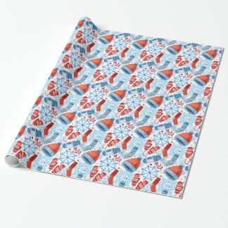 Winter Warmth Wrapping Paper