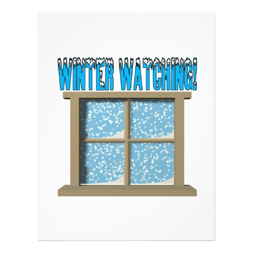 Winter Watching 2 Flyers