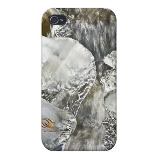 Winter Waterfall iPhone 4/4S Cover
