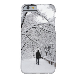 Winter Whiteout Barely There iPhone 6 Case