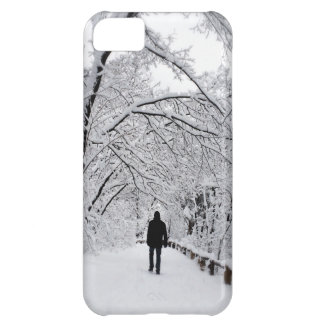 Winter Whiteout iPhone 5C Case