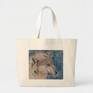 Winter Wolf Bag