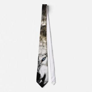 Winter Wolf Spirit Tie