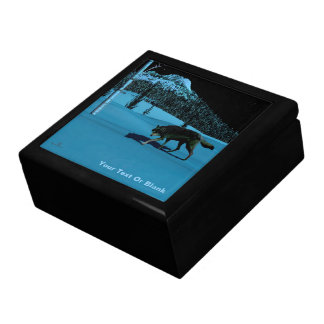 Winter Wolf - Tapetum Lucidum Gift Box