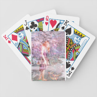 WINTER WONDERLAND 2 BICYCLE PLAYING CARDS
