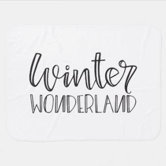 Winter Wonderland | Baby Blanket
