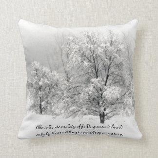 Winter Wonderland Cushion