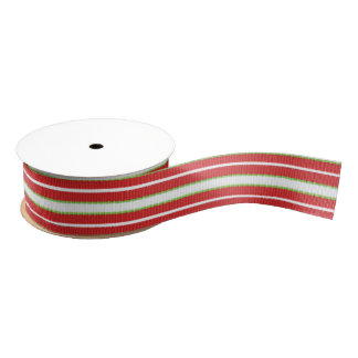 Winter Wonderland Holiday Grosgrain Ribbon
