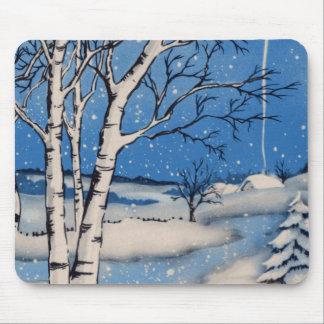 Winter Wonderland Mousepad