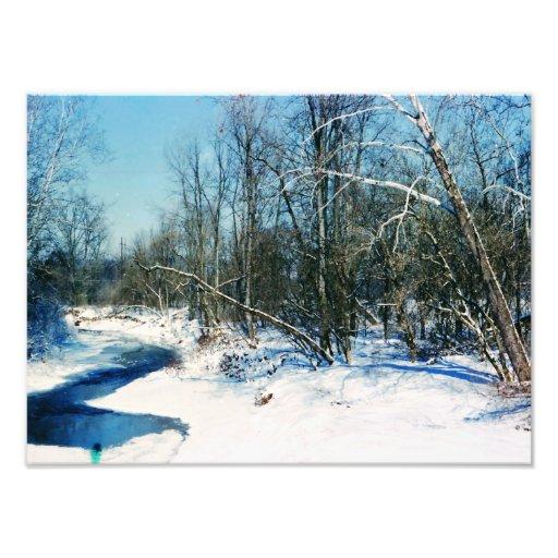 Winter Wonderland Art Photo