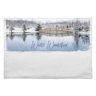 Winter Wonderland Placemat
