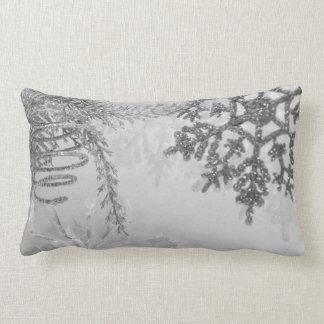 """""""Winter Wonderland"""" series v lumbar pillow"""