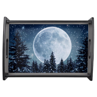Winter Wonderland Serving Tray
