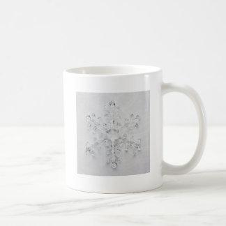 Winter Wonderland Snowflake Christmas Holiday Coffee Mug
