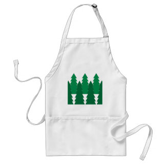 Winter Wonderland Standard Apron