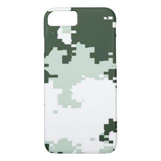 Winter Woodland Camo iPhone 7 Case