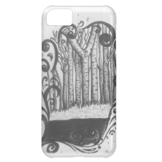 Winter Woods Iphone 5 Case