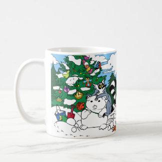 Winter Word Find Mug