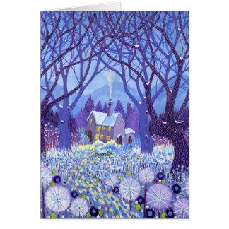 Winterlands 2012 card