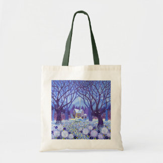 Winterlands 2012 tote bag