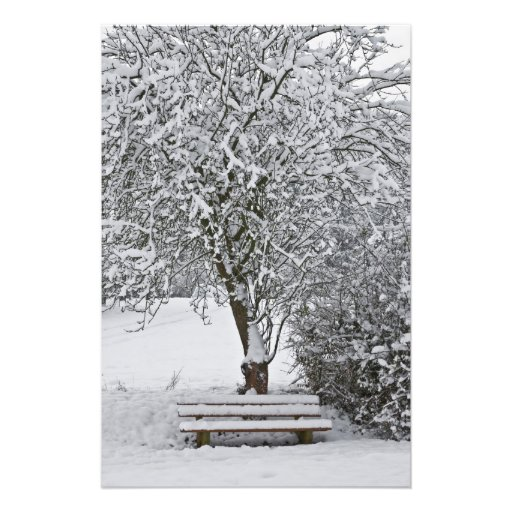 Winterly Place Art Photo