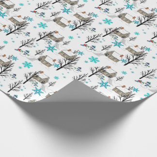 Winters day GIFT WRAP