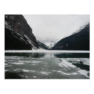 Winter's End, Lake Louise Postcard