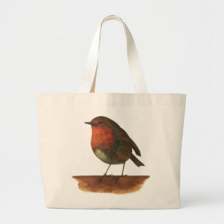 Winter's Herald Large Tote Bag