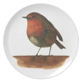 Winter's Herald Plate