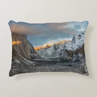 Winter's Mark Decorative Cushion